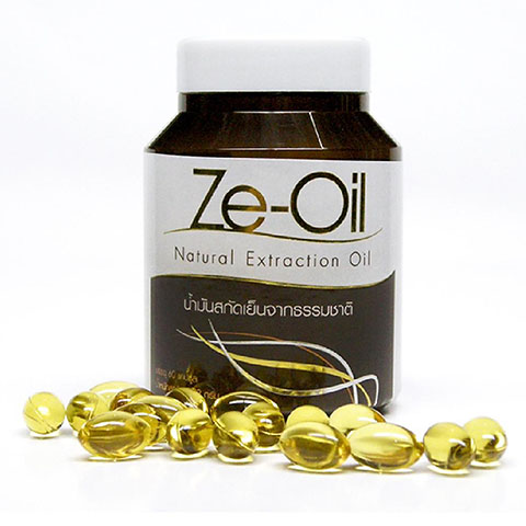 ZE OIL (Natural Extraction Oil) 60s