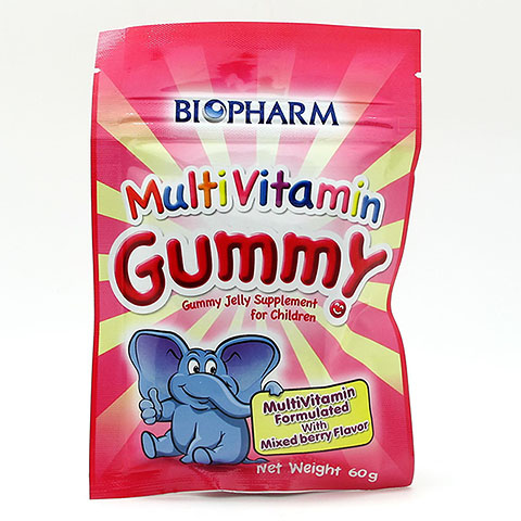Biopharm Gummy Multivatamin
