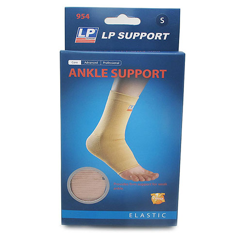 LP SUPPORT Ankle Support  (954)  สีเนื้อ