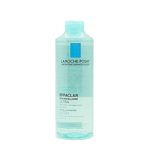 LA ROCHE Effaclar Micellaire Water Ultra ผิวมัน-ผิวผสม