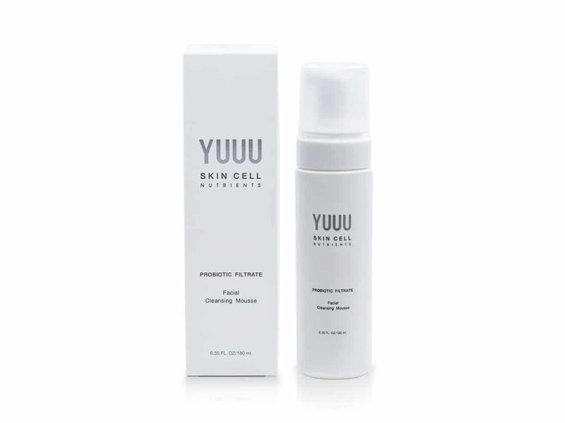 PROBAC/YUUU Cleansing mousse