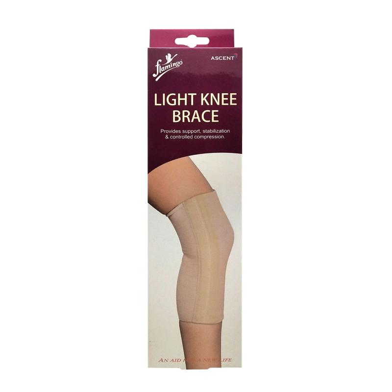 FLAMINGO Light Knee Brace (Single) L (OC-2083)