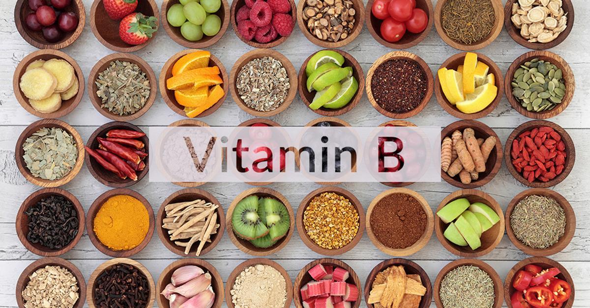 Vitamin B Complex (วิตามินบีรวม)