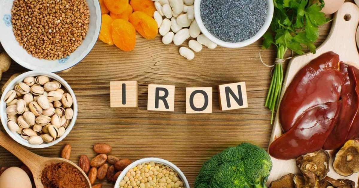 Iron (ธาตุเหล็ก)