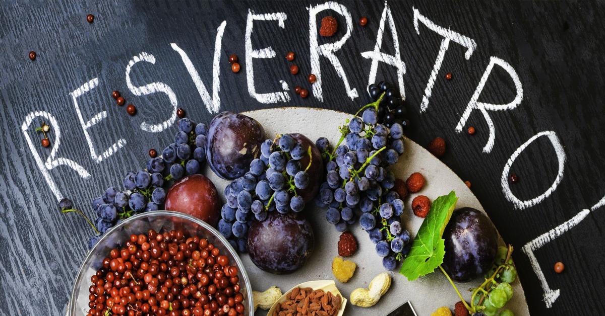 Resveratrol (เรสเวอราทรอล)