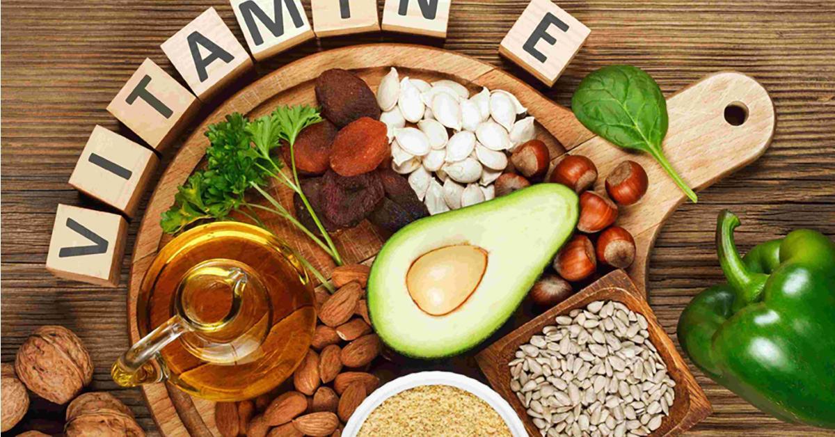 Vitamin E (วิตามิน อี)