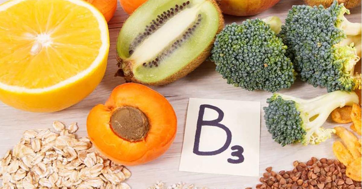 Vitamin B3-Niacin (วิตามินบี 3-ไนอาซิน)