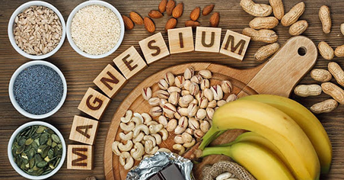 Magnesium (แมกนีเซียม)