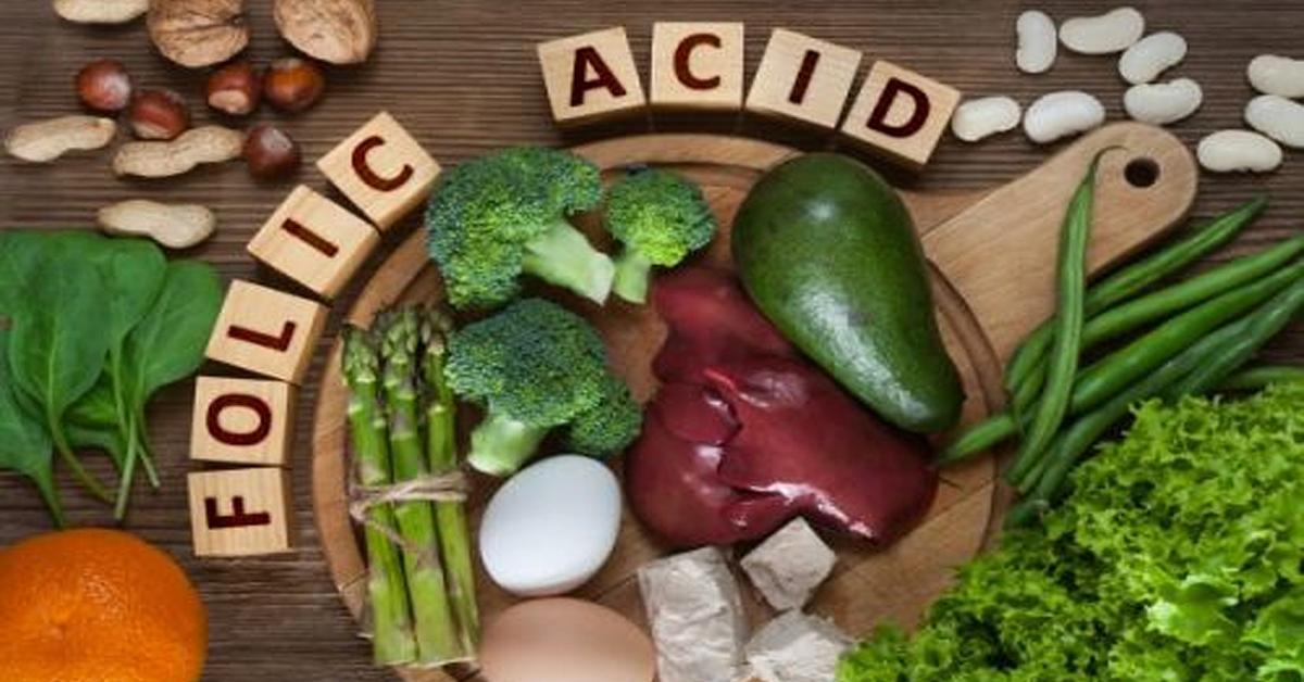 Folic acid (โฟลิก แอซิด)