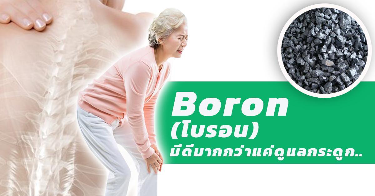 Boron (โบรอน)