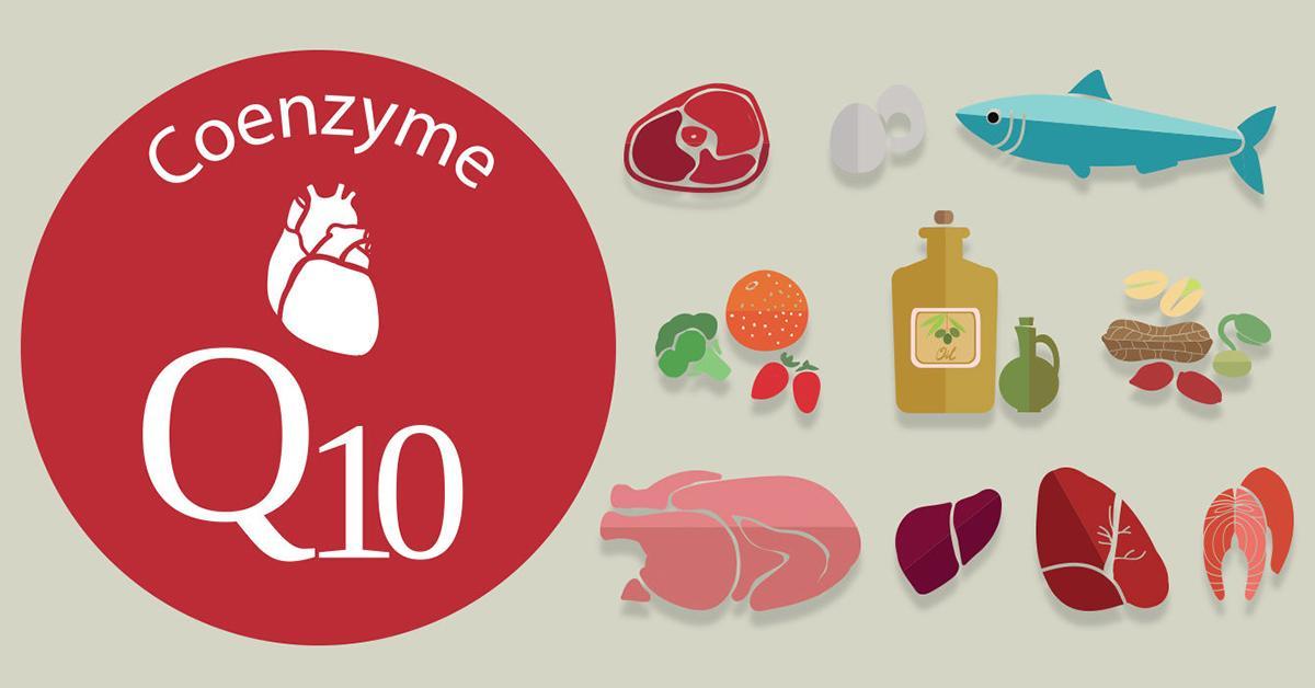 Coenzyme Q10 (โคเอนไซม์คิวเท็น)