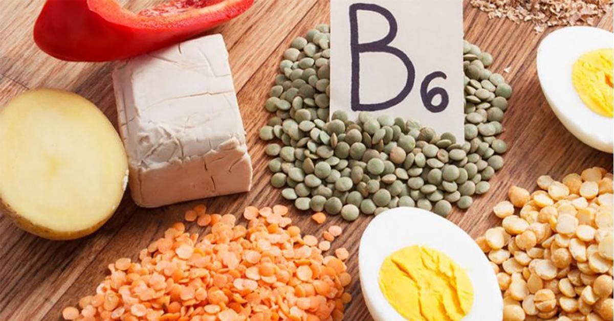Vitamin B6-PYRIDOXINE (วิตามิน บี6)