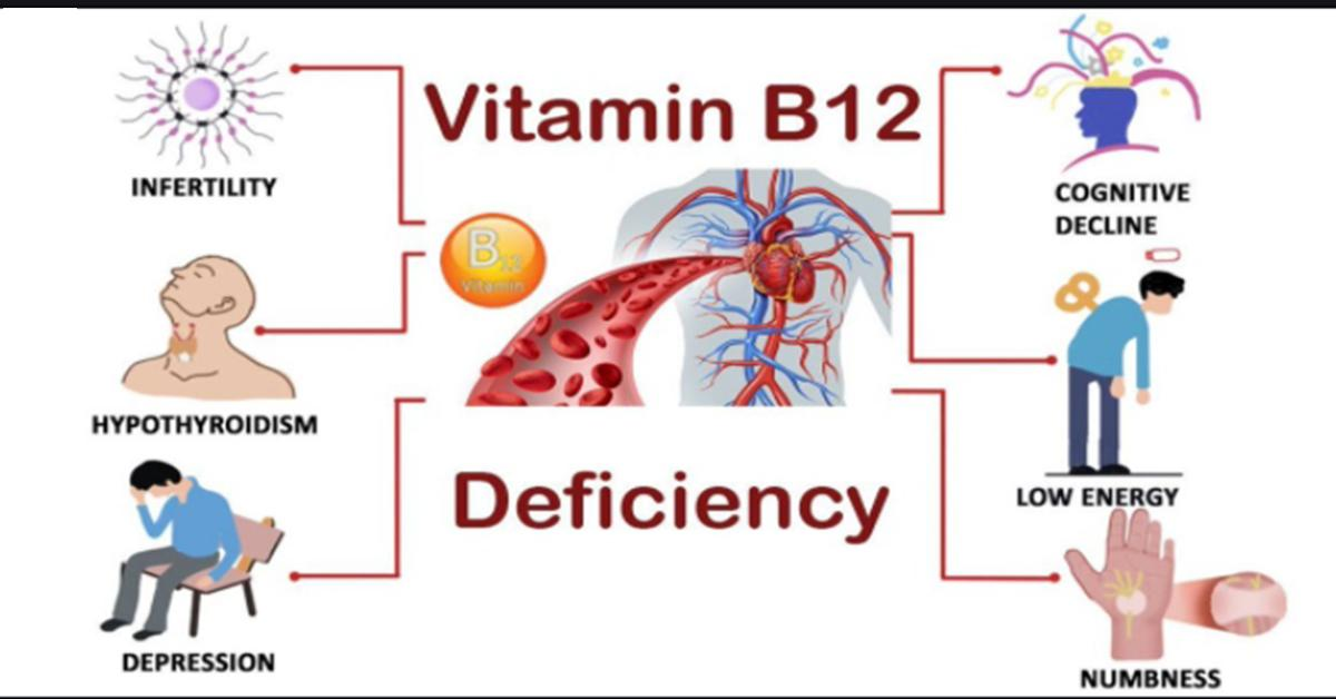Vitamin B12-Cobalamin (วิตามิน บี12)